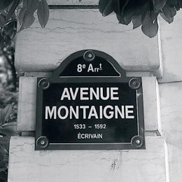 Avenue Montaigne Old
