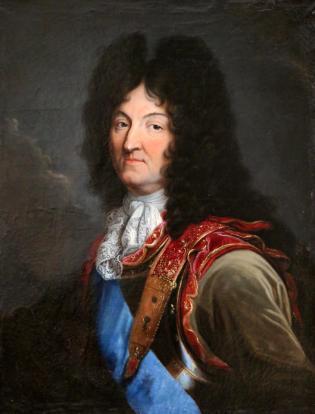 La comedia francesa Luis XIV