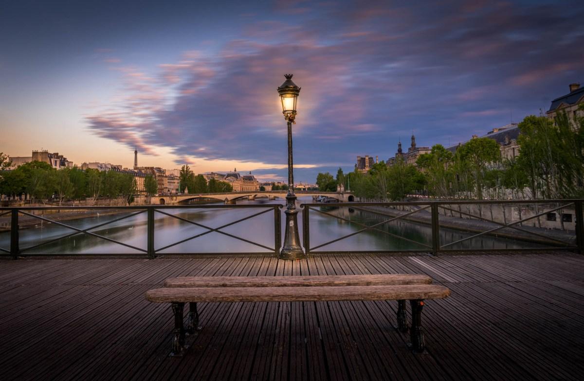 París: Puente de las Artes