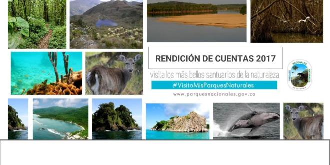Parques nacionales naturales de Colombia – Logros del 2017