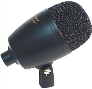 A cheap, yet quality kick drum mic