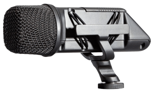A great external microphone for your video camera