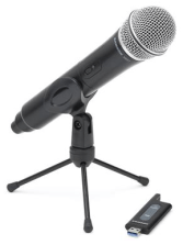 We review the new X1U USB Microphone by Samson
