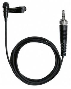 A high quality condenser lav mic