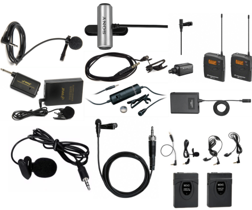 We review the top 10 best lav lapel mics in the market