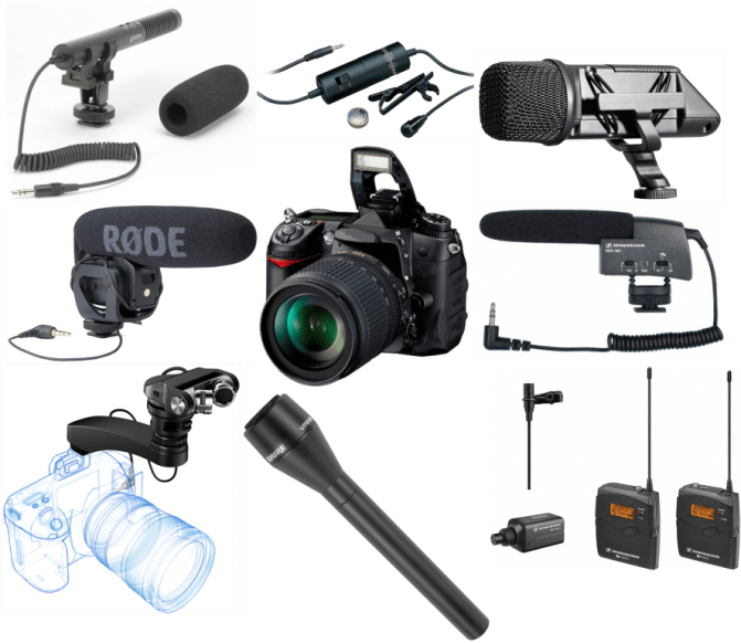The Top 10 Best Microphones for DSLR Video Cameras | Mic Reviews