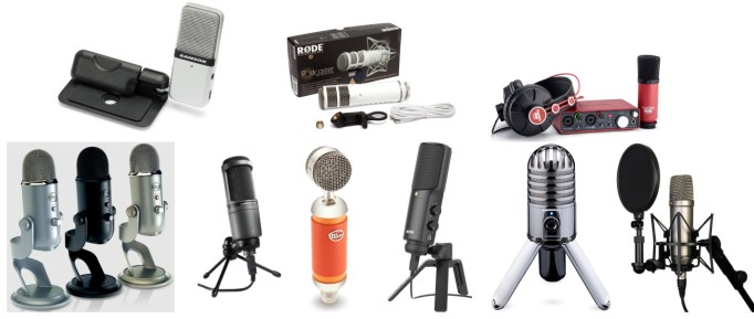 What is the best podcast microphone?
