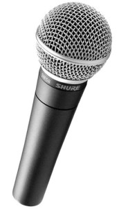 A nice live performance microphone package to buy