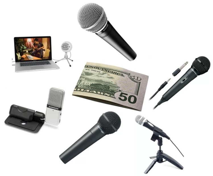 The Best Microphone for an Under $50 Budget | Mic Reviews