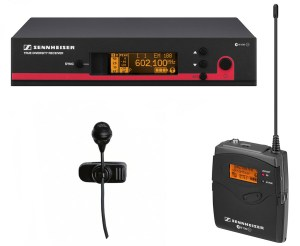 The best wireless microphone if you need a high-end lavalier system