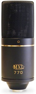 Another decently priced condenser mic for starters