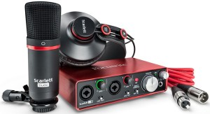 A different spin yet awesome microphone package for your computer