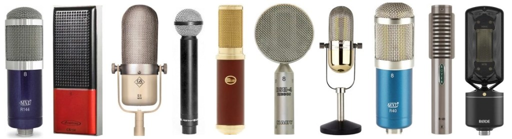 We review the 10 best ribbon microphones in the market