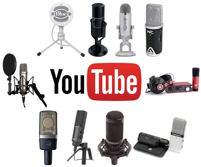 We review the best microphone for YouTube