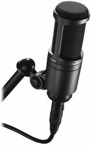 Our pick as the best condenser mic under $200