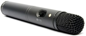 Another amazing condenser mic with a small-diaphragm