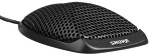 Shure's best boundary microphone
