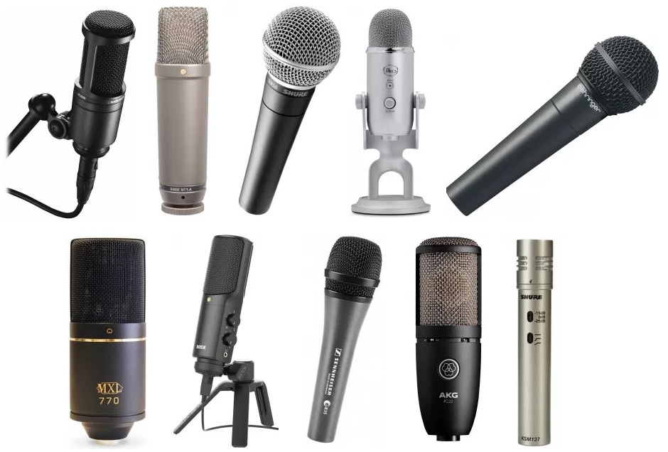 the best microphone for beginners mic reviews. Black Bedroom Furniture Sets. Home Design Ideas