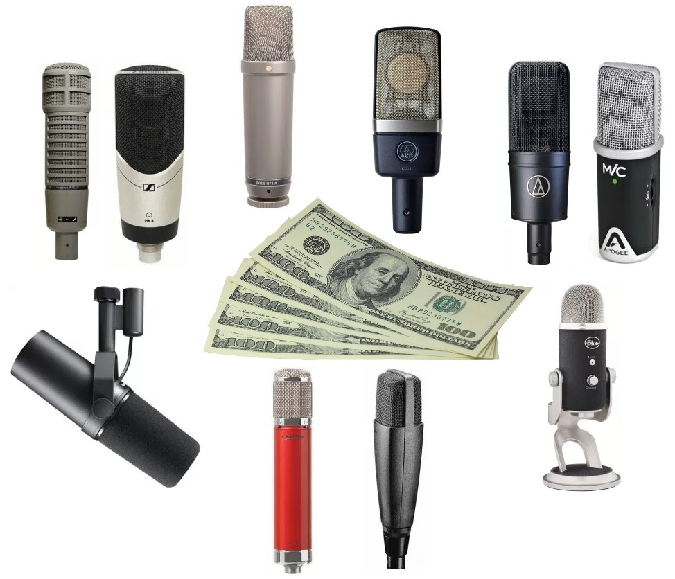 the best microphone for an under 500 budget mic reviews