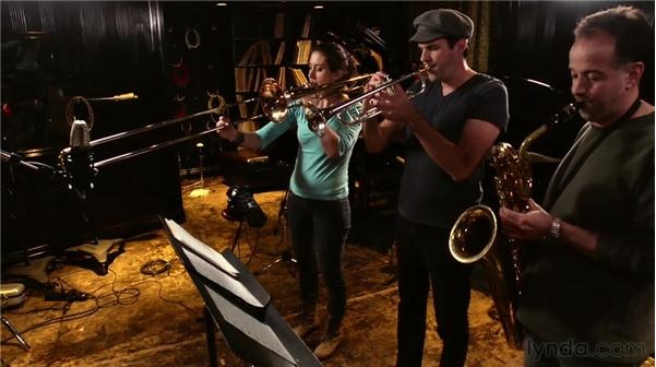 Tips and techniques on recording horns