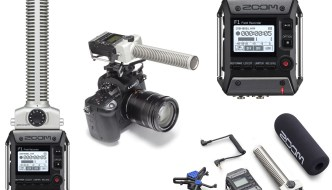 We review the new package by Zoom, the F1-SP