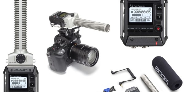 Zoom F1-SP Field Recorder and Shotgun Microphone Review