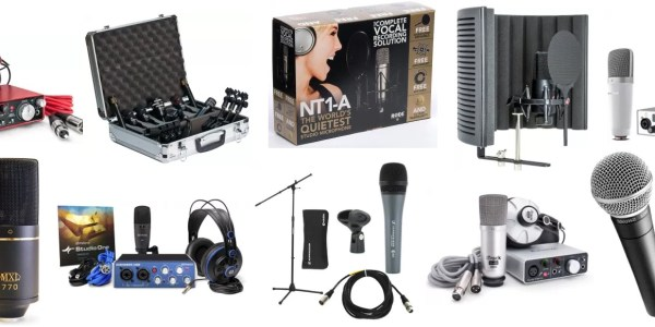 The Top 10 Best Microphone Packages and Bundles