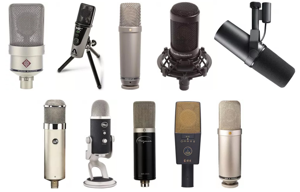 the top 10 best microphones for recording vocals mic reviews. Black Bedroom Furniture Sets. Home Design Ideas
