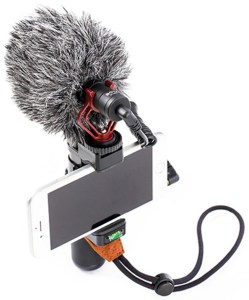 The last pick as the best smartphone microphone