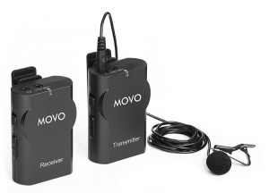 A beautiful wireless microphone for Android mobile devices