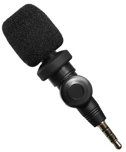 A convenient sized microphones for Androids