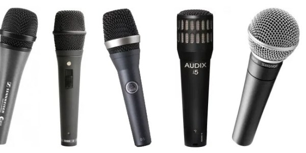 The Best Microphones for Live Performances on Stage