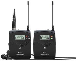 Sennheiser's highly rated wireless lav system