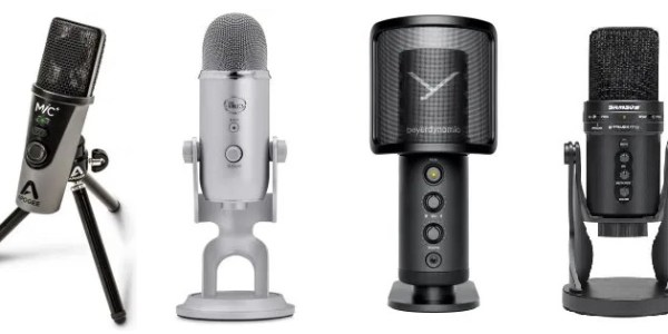 The Best USB Microphones for Vocals