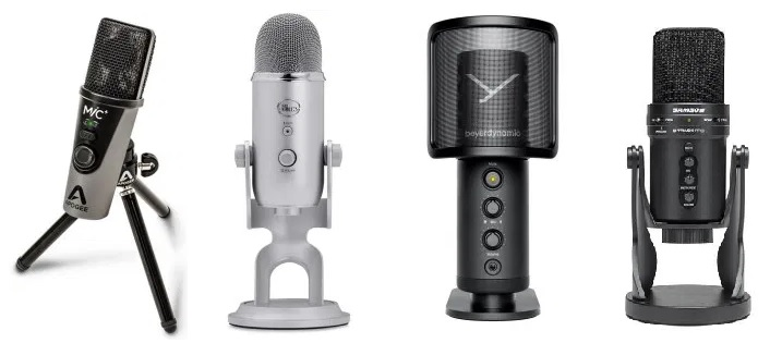 We rounded up some vocal USB microphone recommendations