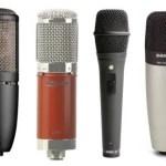 Condenser mics under $200 is a decent price-range