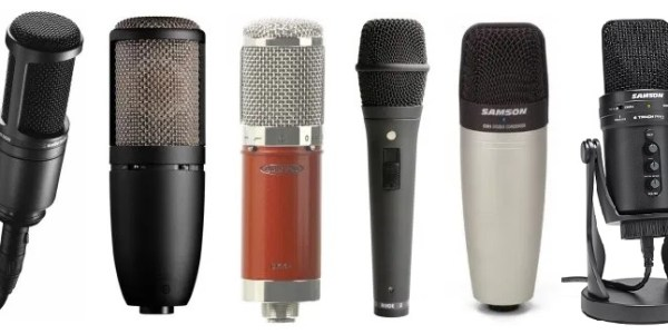 The Best Condenser Microphones for Under $200