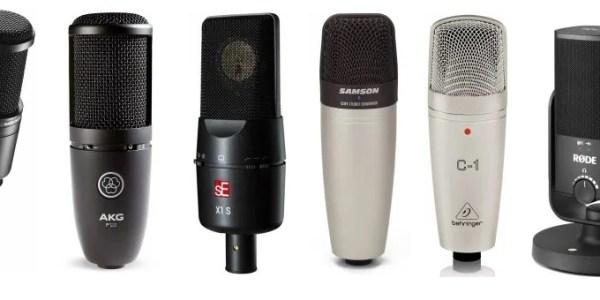 The Best Condenser Microphone Under $100
