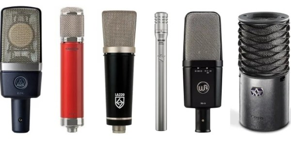 The Best Condenser Microphones Under $500
