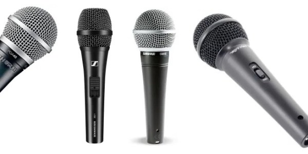The Best Dynamic Microphones for Under $50