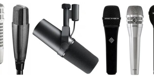 The Best Dynamic Microphones Under $500