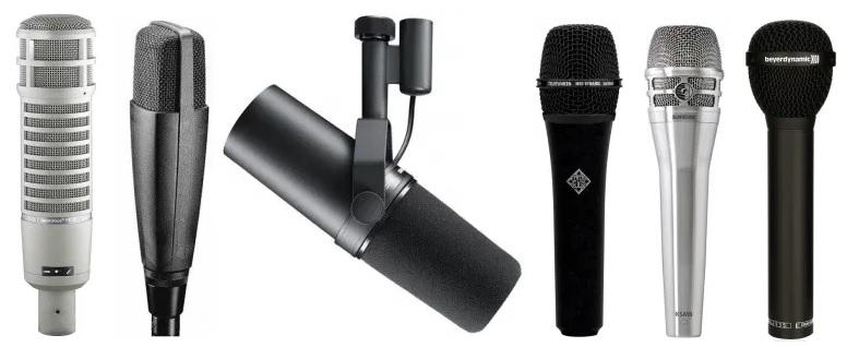 A new budget-friendly guide here on the best dynamic mics under $500