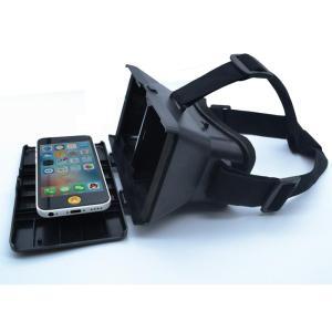 vr headset virtual reality micro-drone