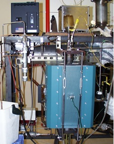 MTI's Fluidized Bed Combustion System