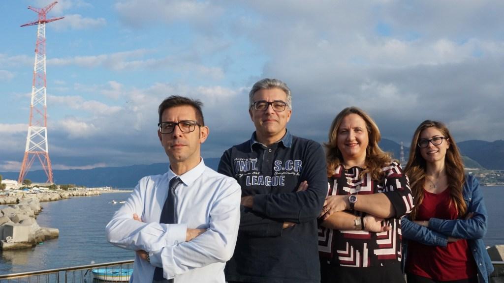 Il dott. Simone Cappello ed il team di ATHENA Green Solutions S.r.L