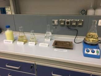 Conversione di acque reflue in PHA