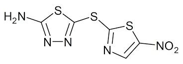 halicin structure
