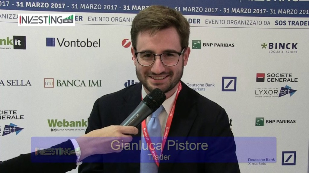 Un'altra immagine del divulgatore scientifico Gianluca Pistore