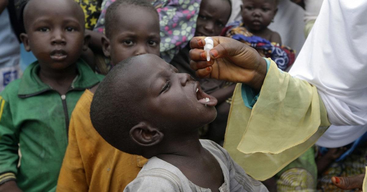 Poliomielite eradicata in Africa