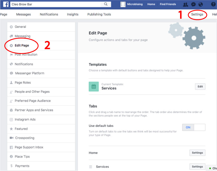 how to get rid of business facebook page